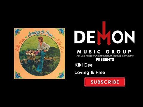 Kiki Dee - Loving & Free