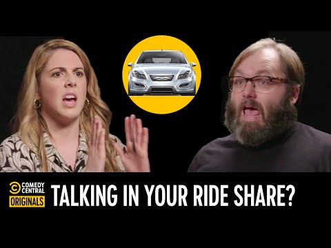 Ride Share Do's and Don'ts – Agree to Disagree