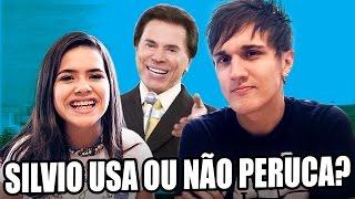 DESAFIO DA PERUCA! (ft. Maisa)