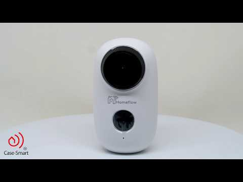 Camera de supraveghere inteligenta Wireless Homeflow C-6002, Comunicare bidirectionala