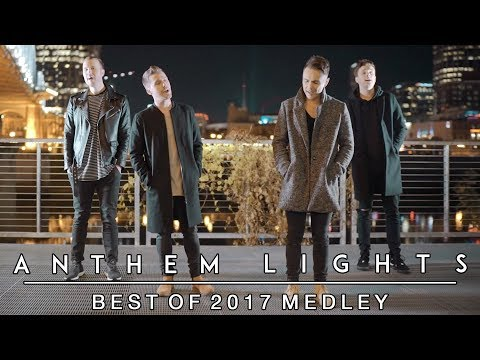 Best of 2017 Medley | Anthem Lights Mashup (Shape of You, That's What I Like, & more)