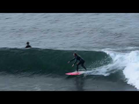 Solid fun waves at Jan Juc