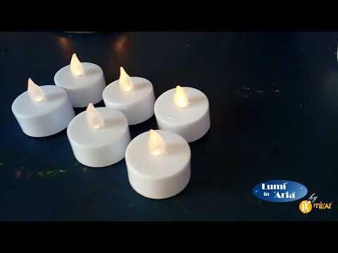 Le candele a haemo sciamano per nutrizione