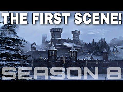 Game of Thrones Season 8 Opening Scene Confirmed? - Game of Thrones Season 8