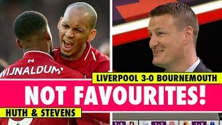 Why Man City are still favourites to win the EPL   Liverpool 3-0 Bournemouth   Astro SuperSport