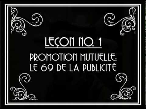 CAPSULE WEB: La communication promotionnelle malséante – Leçon no. 1