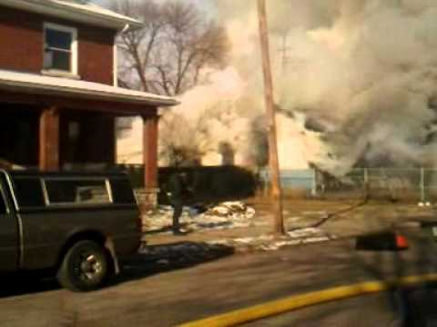 House Fire East Dayton Ohio,