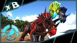 Prometheus Shogun Boss Tame! :: Modded Ark: Transformation :: E30