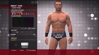 WWE Backlash 2016 Superstar Threads Featuring The Miz, Bray Wyatt & Randy Orton