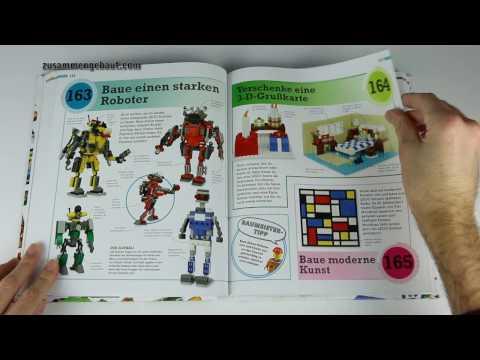 365 Ideen für deine LEGO Steine: Durchgeblättert!