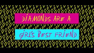 Megan Thee Stallion & Normani - Diamonds (from Birds of Prey: The Album) [Official Lyric Video]
