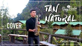 Tan Natural (Felipe Peláez) - Cover Instrumental   Diego Acosta