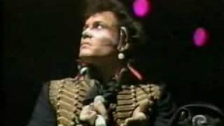 Adam and the Ants - Press Darlings (live)