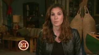 """ET sur le tournage de """"Fame"""" 1x20"""