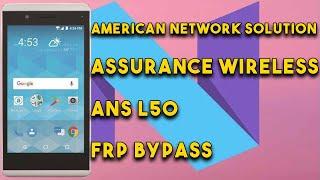 FRP REMOVE | ANS L50 | Nougat 7.1.1 Google Account Bypass