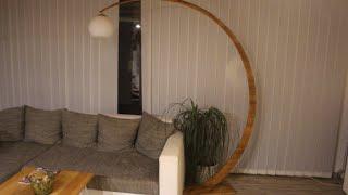 Bogenlampe Arc lamp Stehlampe