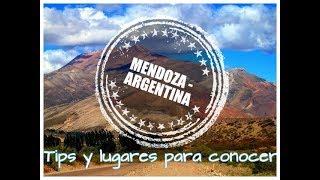 Mendoza Argentina Tips de Viaje