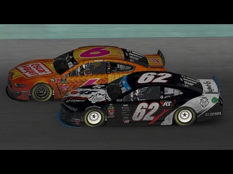 Zack Novak, Keegan Leahy put on performance for the ages   PEAK iRacing Series championship