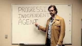 The Messenger Loves Progressive Independent Agents