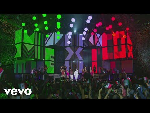 Timbiriche - México (En Vivo) ft. Miguel Bosé