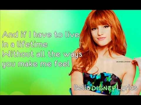 """Can't Stay Away"" - IM5 ft. Bella Thorne (Lyrics Video)"