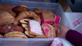 Authentic Mexican Breads & Pastries Delivered
