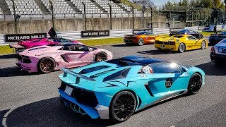 These are the World's LOUDEST Lamborghinis w/ Stardropper Exhaust