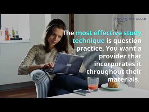 How to Choose the Best CFA Exam Prep Course - YouTube