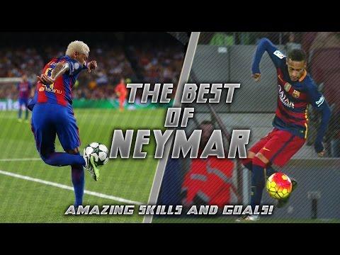 Neymar JR - Best Skills & Goals EVER 2014/2015/2016/2017 1080pHD