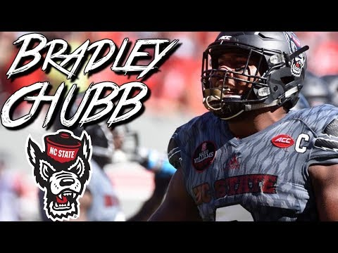 """Bradley Chubb 