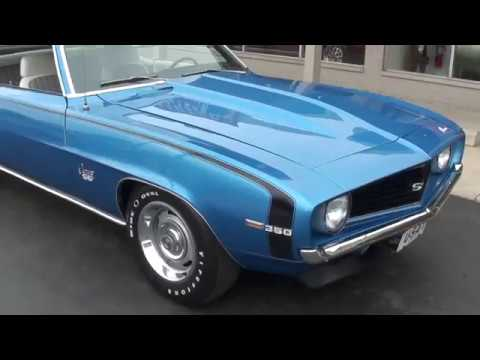 Video of '69 Camaro SS - Q4J6