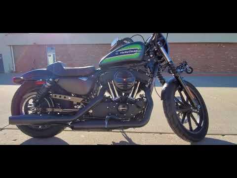 2021 Harley-Davidson Iron 1200™ in Ames, Iowa - Video 1