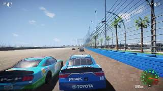 NASCAR Heat 2 Xfinitiy at Fontana