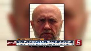 Edmund Zagorski Chooses Electric Chair In Execution
