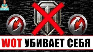 Wargaming СКОРО закроют проект World of Tanks WOT