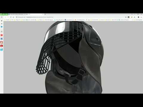 Thiết kế NBH cơ động 3D