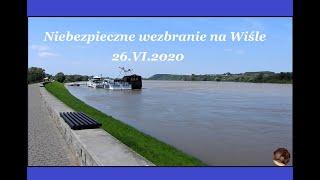 Film do artykułu: Na Wiśle przechodzi fala...