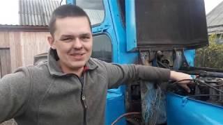 Неудачная попытка постановки  Т-40АМ на учет!!!