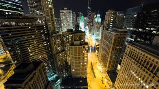 Cityscape Chicago 4K