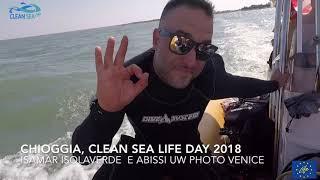 Clean Sea Life – 2018