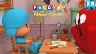 Pocoyo and the Mystery of the Hidden Objects - Pocoyo solve Fred The Octopus Case