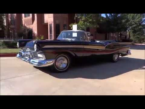 Video of '57 Fairlane 500 - P4H1