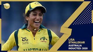 Lisa Sthalekar inducted into the ICC Hall of Fame in 2020