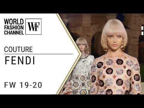 Fendi Couture | Fall-winter 19-20