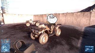 Glitchfield 3 - Battlefield 3 Funny Glitches
