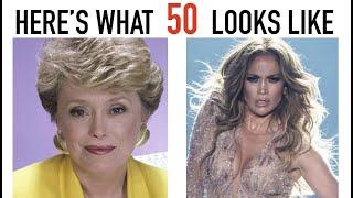 WHAT 50 YEAR OLD WOMEN LOOK LIKE | skip2mylou