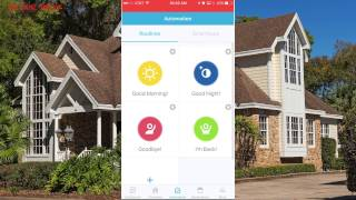 Samsung SmartThings  Home Monitoring Kit Review +DEMO