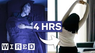 Scientist Explains How Some People Need Only 4 Hours of Sleep   WIRED