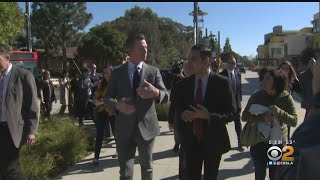 Gov. Newsom Highlights California's Affordable Housing Need