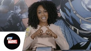 Ask Marvel: Simone Missick from Marvel's Luke Cage